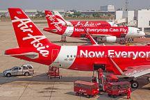 亚洲航空拟发布更多往来俄罗斯航线