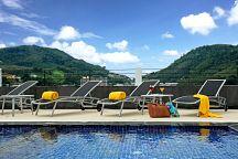 普吉芭东中心阿诗丽酒店离开泰国顶级酒店服务集团