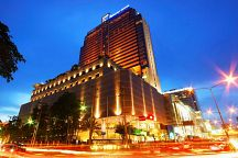 2016TTM曼谷世界旅游交易会 与萨雅马旅游代表亲切会面