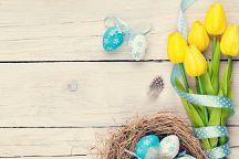 复活节快乐!